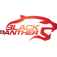 LOGO BLACK PANTHER